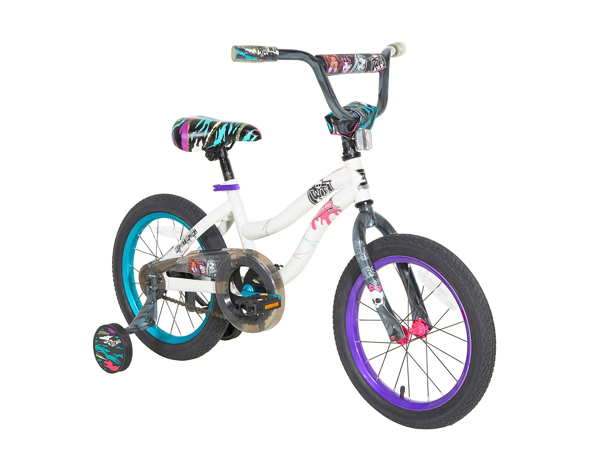 Product Manuals Dynacraft Bmx Bike Parts Diagram Monster High 16 White